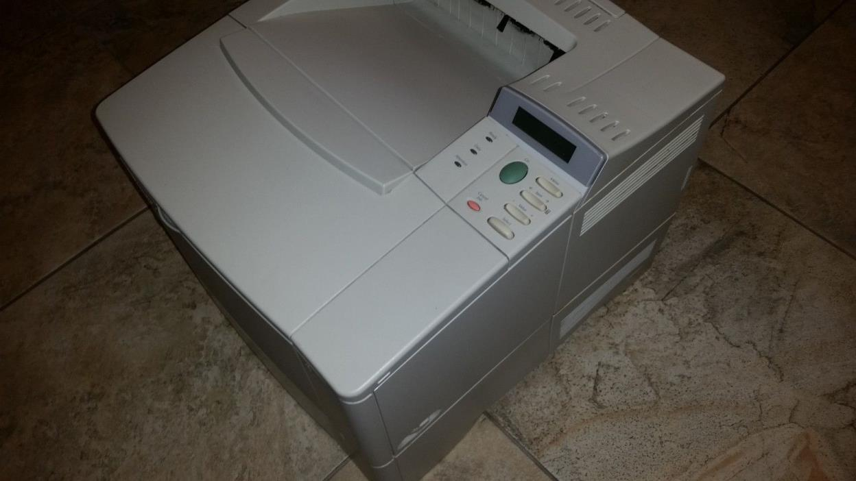 HP LaserJet 4050N Workgroup Laser Printer