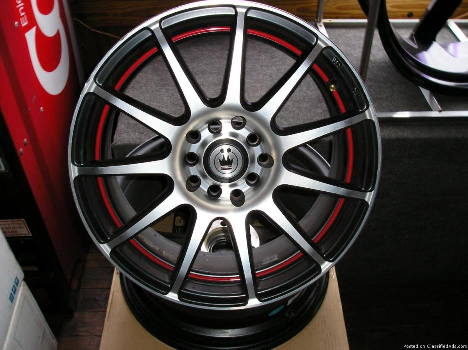 4 16 inch konig wheels