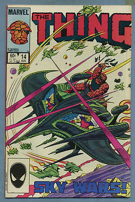 The Thing #14 1984 Marvel Comics v