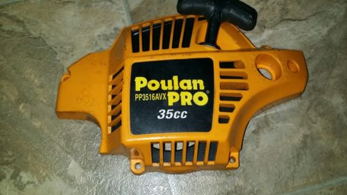 Complete Pull Starter Assembly Poulan Pro 35cc PP3516AVX 16