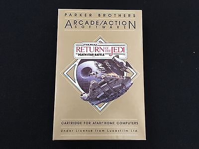 Return of the Jedi (Parker Bros) cartridge for Atari 400/800/XL/XE - TESTED