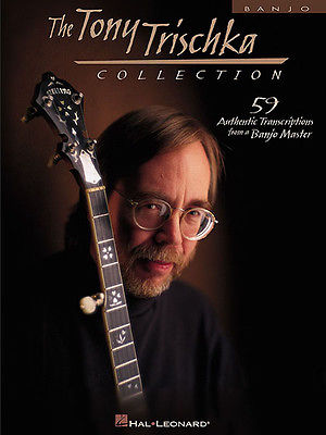 Tony Trischka Collection Banjo Sheet Music Tab 59 Bluegrass Songs Book NEW