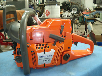 Husqvarna chainsaw  372xp big bore 52mm NWP cylinder
