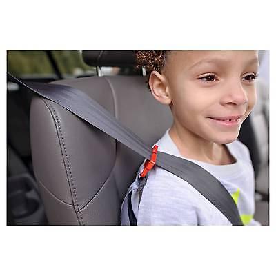 New MLB Lil Fan Box Seat Premium Slimline No Back Seat Booster atlanta braves