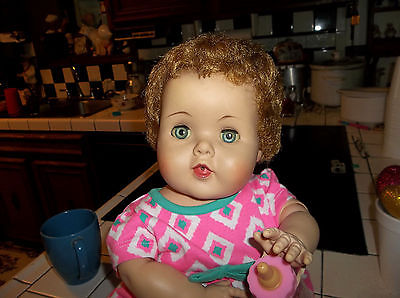 Vintgage 1950's American Character Doll Toodles 20
