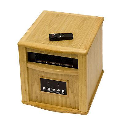 AZ Patio Heaters 1,500 Watt Electric Infrared Cabinet Heater