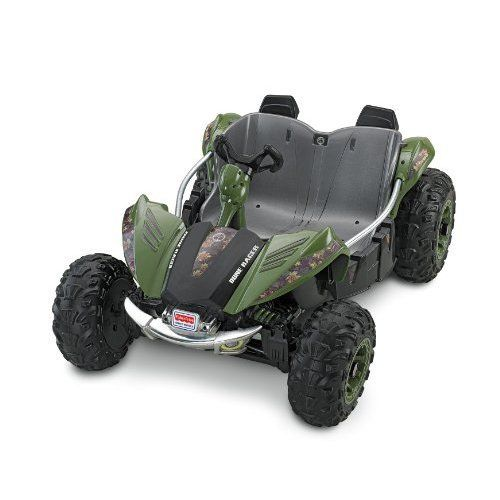 Toddler Battery Operated Ride On Dune Racer Camo Boys Outdoor Activity Toy Kids