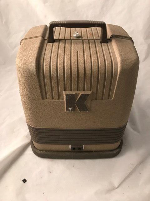 Keystone K-100 8mm Film Projector