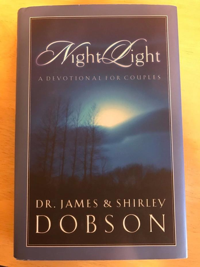 Night Light, a devotional for couples by James Dobson