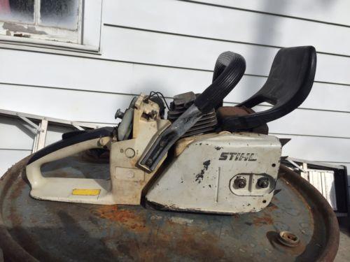 Stihl 47CC Chainsaw (028 AV) For Parts Or Repair