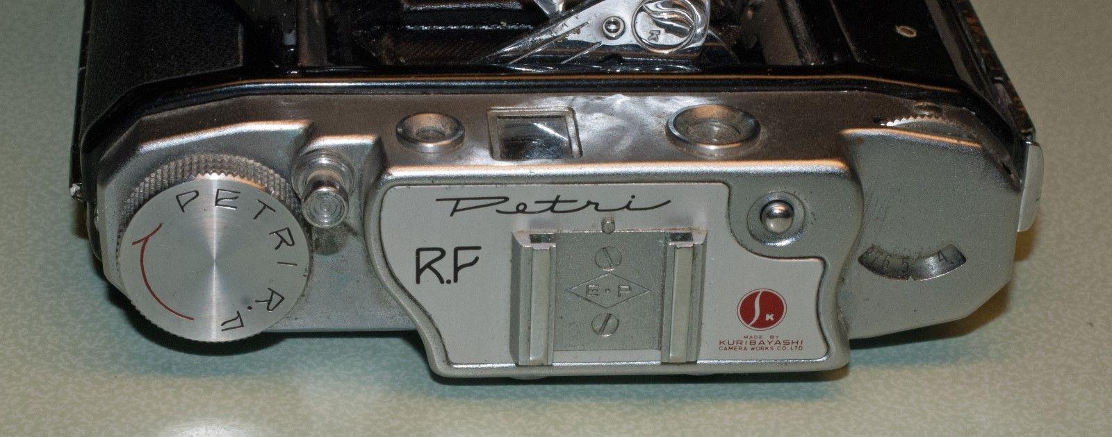Petri RF 120 film camera