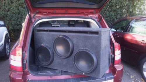 Rockford Fosgate 8 Inch - For Sale Classifieds