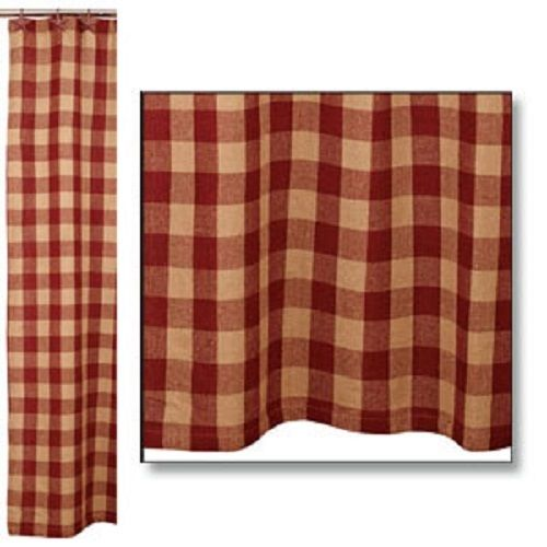 Red Plaid Curtains For Sale Classifieds