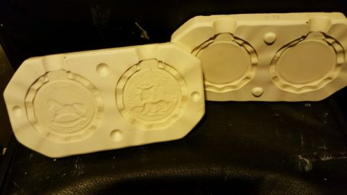 CERAMIC mold, Christmas ornaments