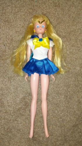 Vintage Sailor Moon Doll