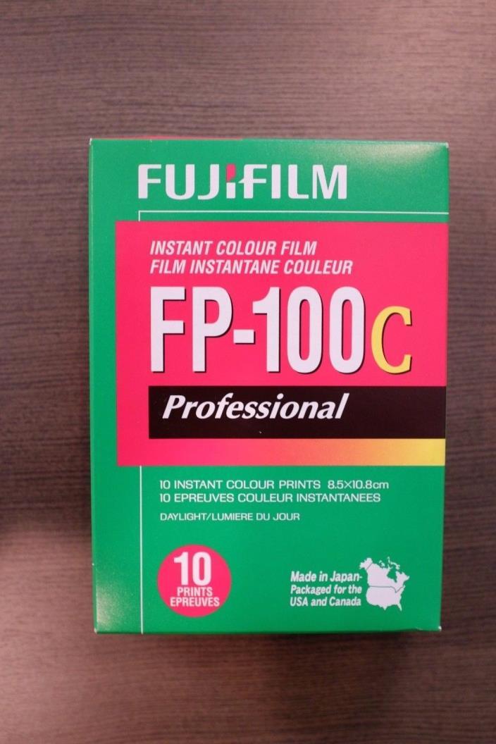 Fujifilm FP-110C exp 2017-08 Polaroid peel-apart 690 699