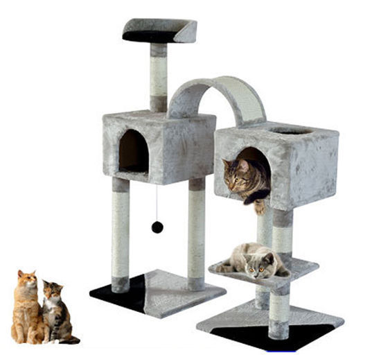 Pawhut Kitty Cat Scratcher 46