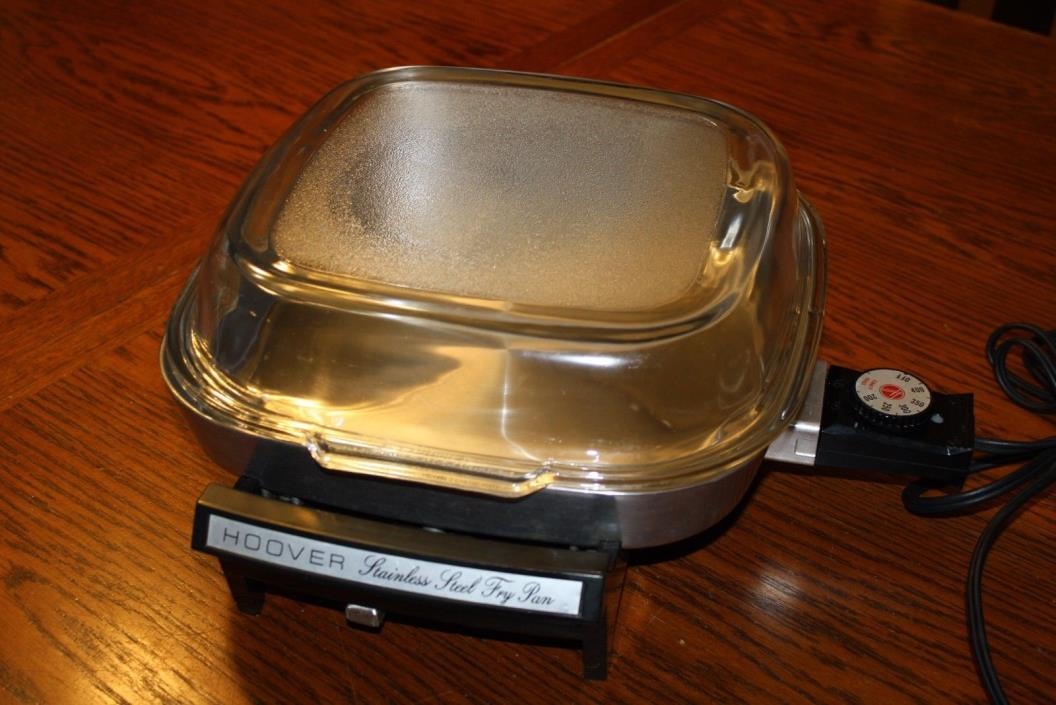 Sunbeam Electric Fry Pan For Sale Classifieds