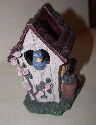 BIRDHOUSE PEN & PENCIL HOLDER