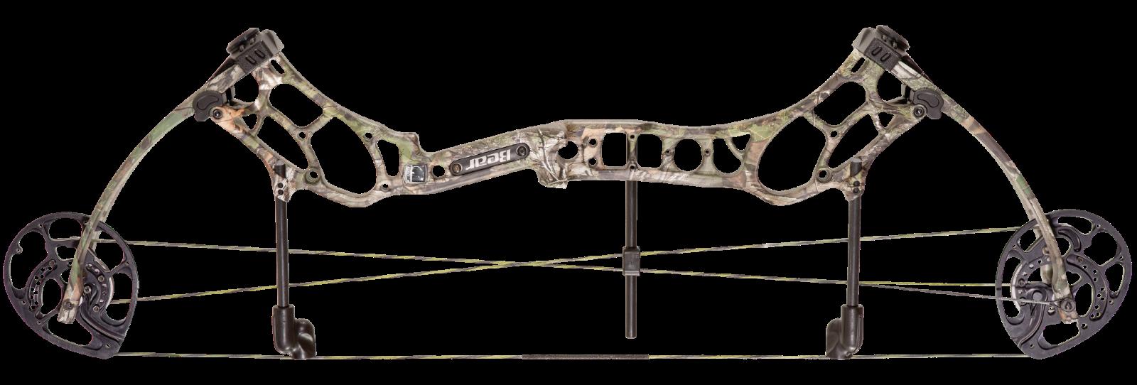 2016 Bear Archery Threat Compound Bow  - 320
