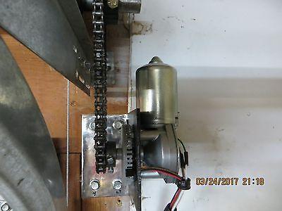 Marantec M 4700  Side Mount Jackshaft Zap RDX garage door opener