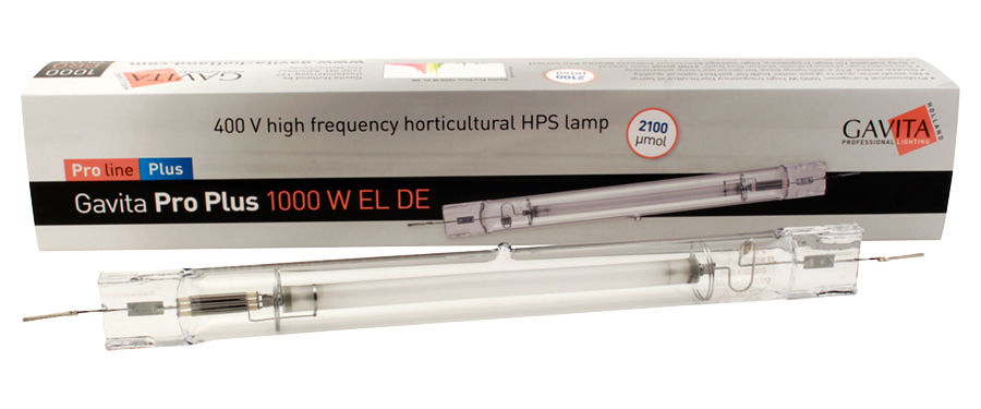 Gavita Pro Plus 1000 Watt 400 Volt EL DE Grow Light Bulb Lamp. SAVE $$$$$ HERE.