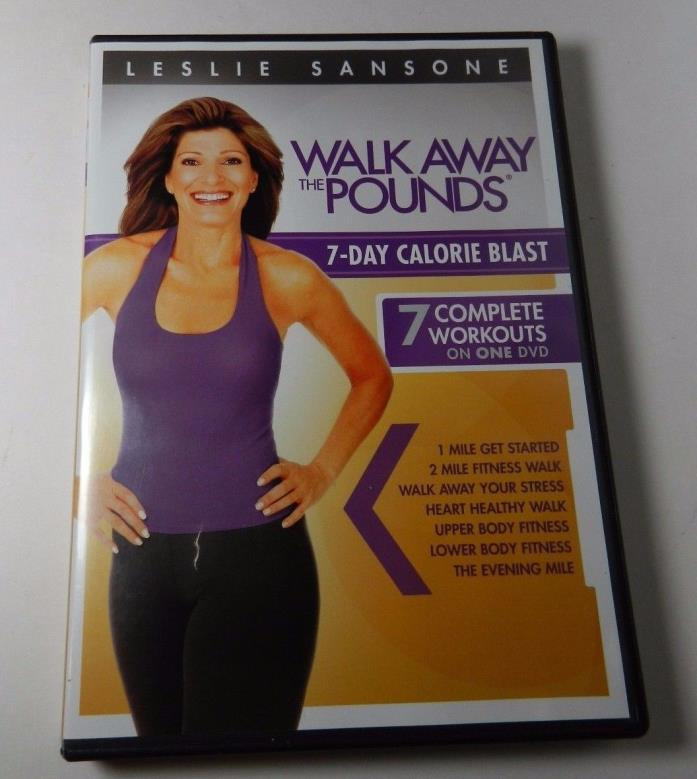 Leslie Sansone - Walk Away the Pounds - 7-Day Calorie Blast