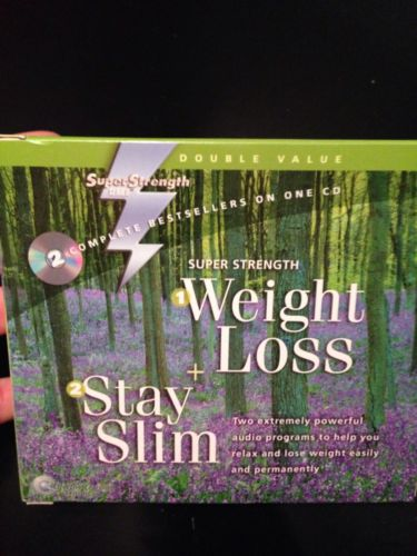Weight Loss Audio CD