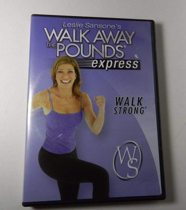 Leslie Sansone - Walk Away the Pounds Express- Walk Strong