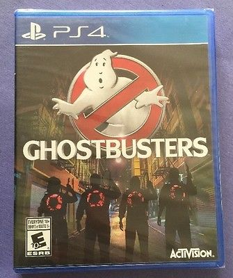 Ghostbusters for Sony PlayStation 4 PS4 (Store Sealed) ***FREE SHIPPING***