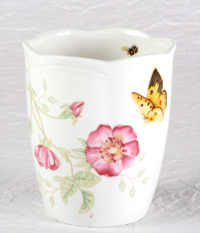 Lenox white butterfly meadows cup