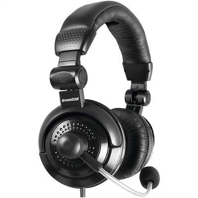 PS3 Elite Gaming Headset