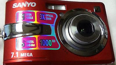 SANYO 7.1 MEGA CAMERA S770