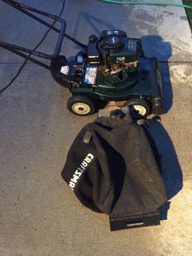 Craftsman Yard Vacuum 4 5 : Craftsman yard vacuum for sale classifieds