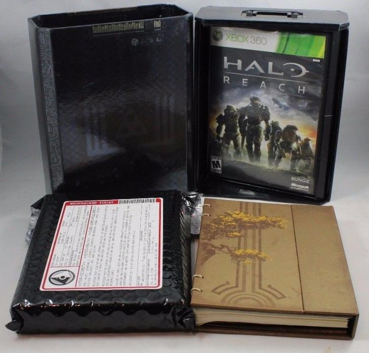 Halo: Reach - Limited Edition - Microsoft Xbox 360