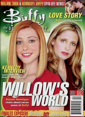 Buffy the Vampire Slayer Official Magazine (2002) #10A FN