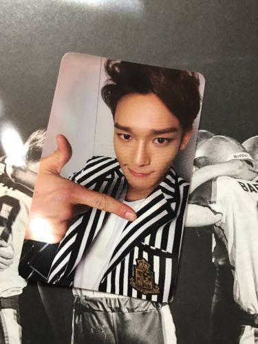 Exo Chen Photo Card