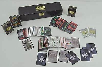 Star Wars Customizable Card Game CCG 400+ Cards Lot
