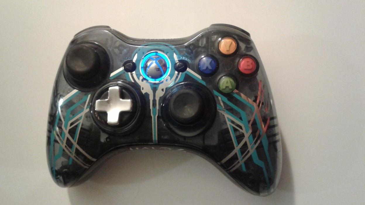 XBOX 360 Halo 4 Forerunner Limited Edition Wireless Controller