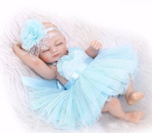Realistic Silicone Baby Doll