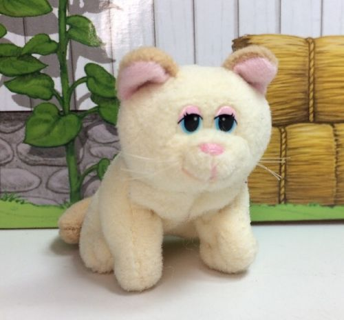 Galoob Pound Puppies Purries Purry Cat 3