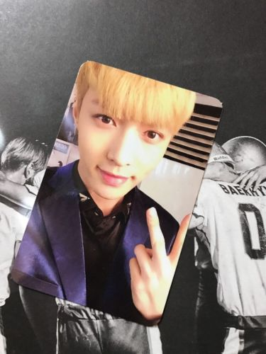 Exo Lay Photo Card