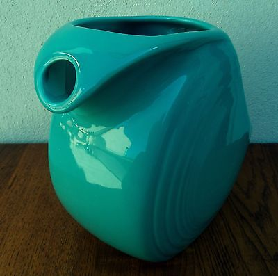Fiesta Homer Laughlin Pitcher Fiesta Turquoise