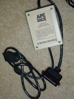 Vintage Atari Ape-Face XLP,  Parallel Printer Interface 400/800/1200XL