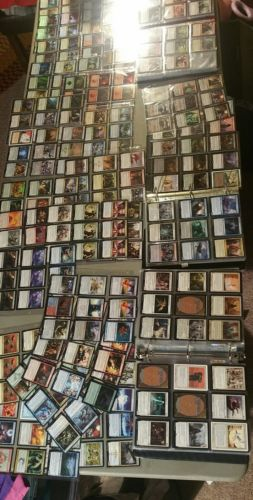 MTG Magic The Gathering Rare ,Mythic, uncommon,com, Huge Personal Collection Lot