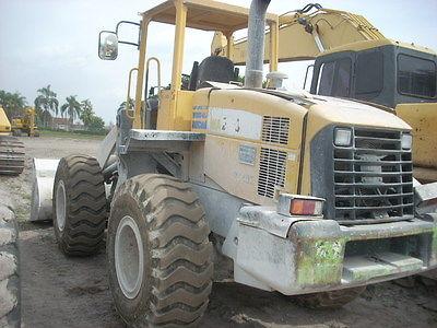 2006 Komatsu WA250 * Wheel Loader * 23000 lbs. * Runs Good * FLORIDA * Cat Deere