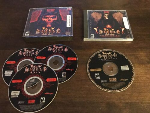 Diablo Ii Cd Key - For Sale Classifieds