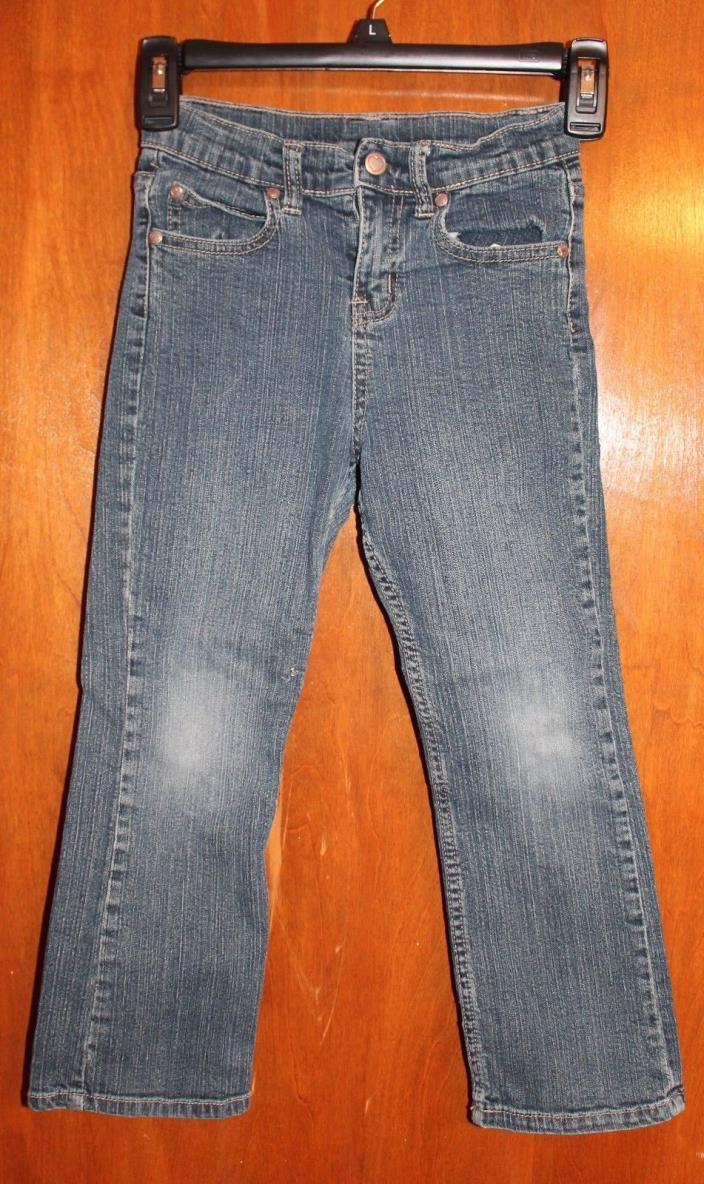 LITTLE MISS ATTITUDE Girls' Size 6X STRAIGHT JEANS (19