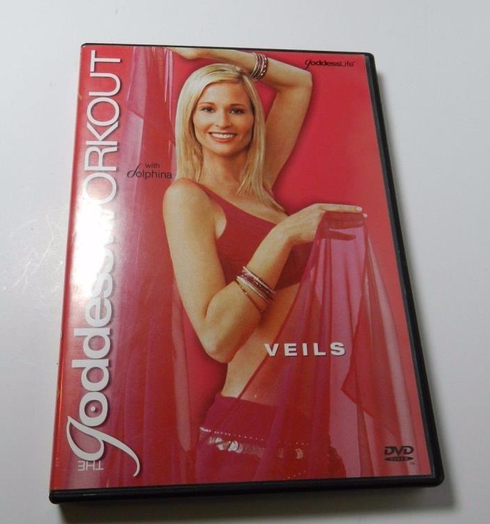 Goddess Workout - Veils - Fitness DVD