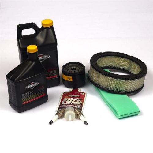b Briggs & Stratton /b  Maintenance Kit for 12-21 HP V-Twin Vanguard Engines, 5